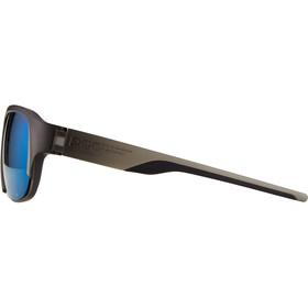 POC Define Sunglasses uranium black translucent/grey deep green mirror